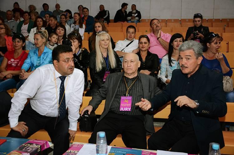 IX Международный телевизионный конкурс эстрадных исполнителей «Восточный Базар» 2013